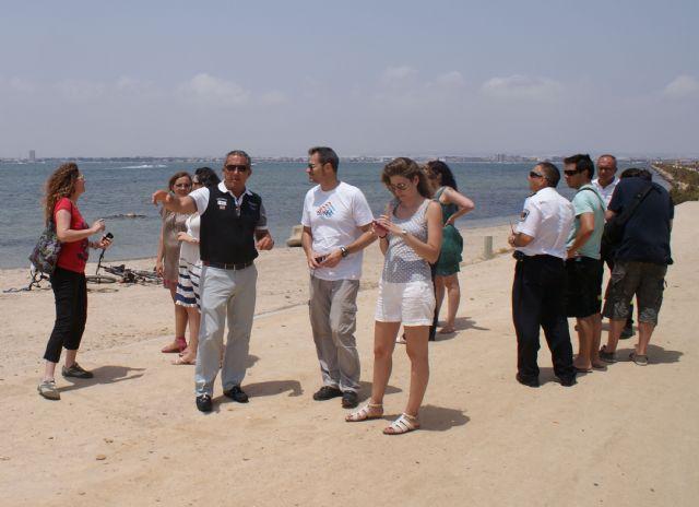Los blogueros de viajes más seguidos visitan San Pedro del Pinatar en el encuentro Marinera 2.0 - 3, Foto 3