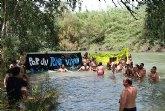 Ecologistas en Acción y Río Ríe celebran el Big Jump 2011 en Cieza
