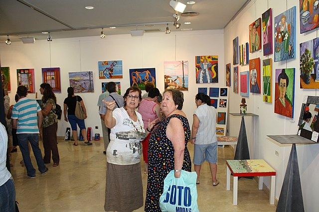 """Inaugurada la exposición sobre fin de curso """"Matisse en PROMETEO"""" - 1, Foto 1"""
