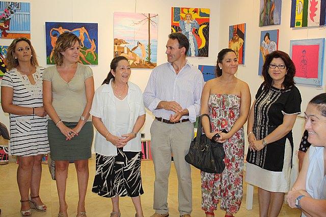 """Inaugurada la exposición sobre fin de curso """"Matisse en PROMETEO"""" - 2, Foto 2"""
