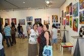 """Inaugurada la exposición sobre fin de curso """"Matisse en PROMETEO"""""""