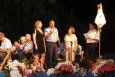 La banda de música de la Academia General del Aire honra a la patrona de los pescadores