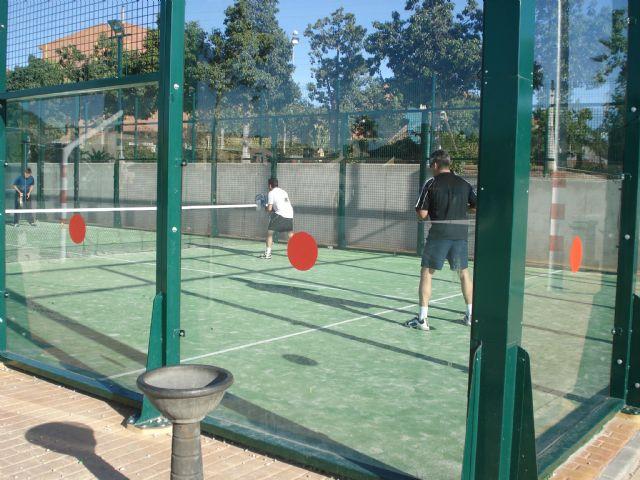 Pádel y tenis para este fin de semana, Foto 1