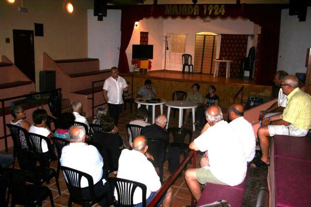 Fructíferos Consejos de Participación Ciudadana, Foto 1