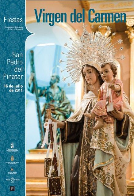 San Pedro del Pinatar honra a la patrona de los marineros con una romería por tierra y mar - 1, Foto 1