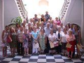 Los mayores celebran el fin de curso de la Escuela de Verano