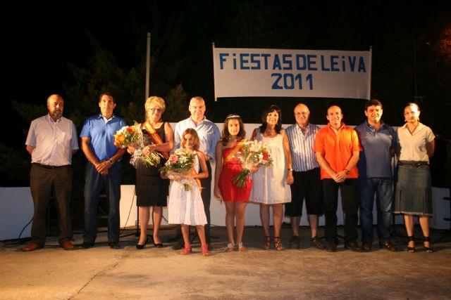 Las fiestas de Leiva aúnan tradición y devoción, Foto 1