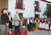 Inaugurada la 'Casa del Cura' tras su reconversión en un nuevo espacio público destinado al fomento del turismo y la cultura del municipio