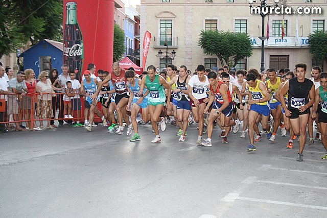 "More than 190 athletes participated in the ""XXIV Totana Milla Urbana City"""