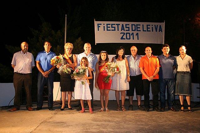 Las fiestas de Leiva aúnan tradición y devoción., Foto 1