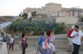 Nuevo programa de visitas guiadas a la ruta turística y cultural que forman las casas cueva tematizadas en el entorno del Castillo de Nogalte de Puerto Lumbreras