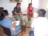 La alcaldesa y el concejal de Recursos Humanos se reúnen con las organizaciones sindicales del ayuntamiento tras las últimas elecciones
