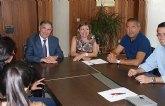 El defensor del pueblo y el Ayuntamiento trabajan conjuntamente para mejorar la atención al ciudadano