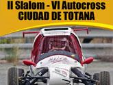 El II Slalom y Autocross Ciudad de Totana tendr� lugar este fin de semana, 23 y 24 de julio