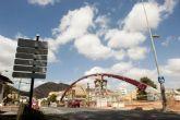 El puente del barrio de la Concepción ya está abierto al tráfico