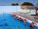 Mañana se entregan los diplomas a los niñ@s del primer curso de natación