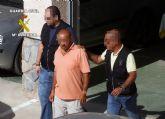 La Guardia Civil detiene, en Los Alcázares, a una persona dedicada a cometer robos con violencia e intimidación