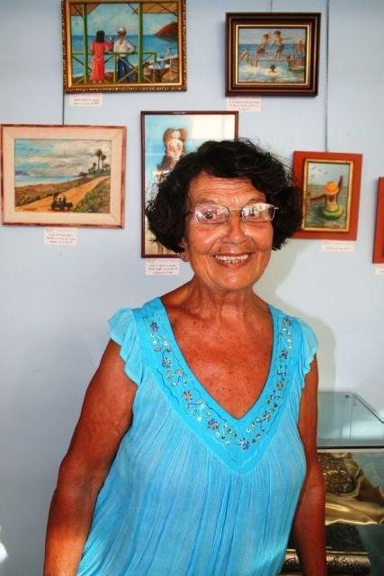 Conchita Sánchez Lorente expone sus recuerdos y fantasias a través de una nueva exposición, Foto 3