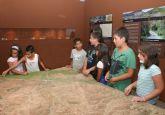 Ponen en marcha un programa de visitas guiadas al Centro de Interpretación de la Naturaleza del Cabezo de la Jara durante los meses de verano