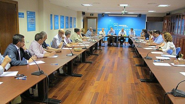 Los alcaldes del PP proponen medidas de apoyo al sector del turismo, Foto 1