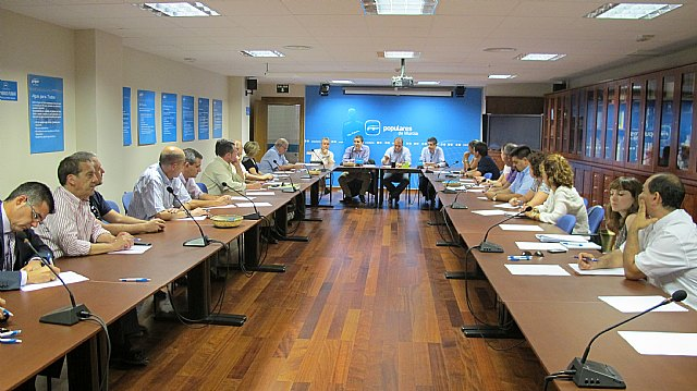 Los alcaldes del PP proponen medidas de apoyo al sector del turismo, Foto 2