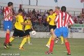 El Olímpico y Real Murcia CF (0-5) disputan el primer partido conmemorativo del 50 aniversario del club totanero