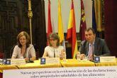La UCAM clausura el congreso internacional sobre propiedades saludables de los alimentos