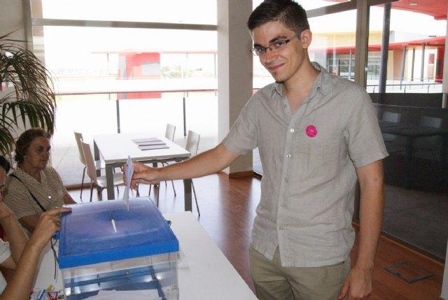 Se ha elegido el nuevo Consejo Local de Unión Progreso y Democracia en San Pedro del Pinatar - 1, Foto 1