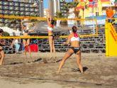 La UCAM se proclama campeona de Europa de Voley Playa femenino