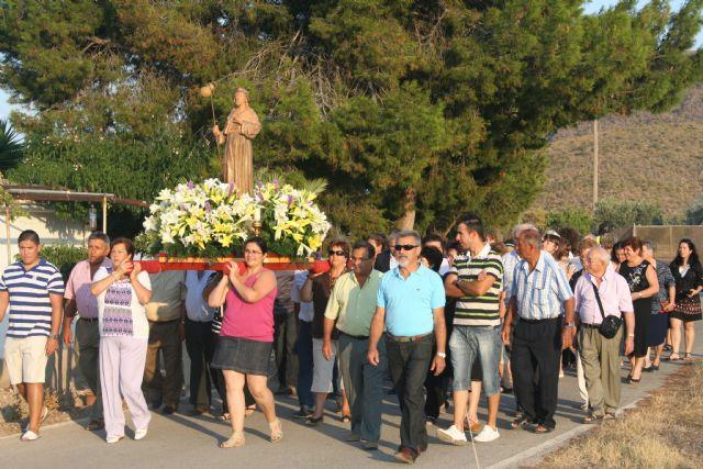 Santiago Apóstol bendijo a Pastrana en su gran día, Foto 1