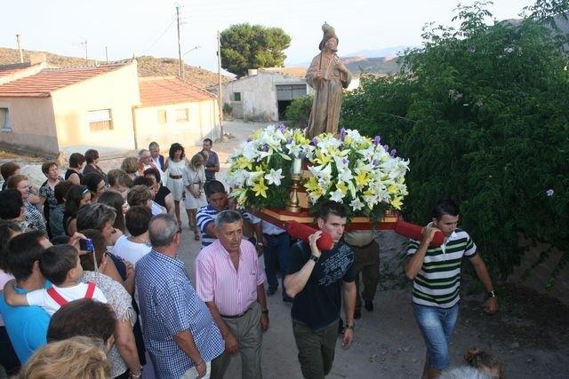 Santiago Apóstol bendijo a Pastrana en su gran día, Foto 2