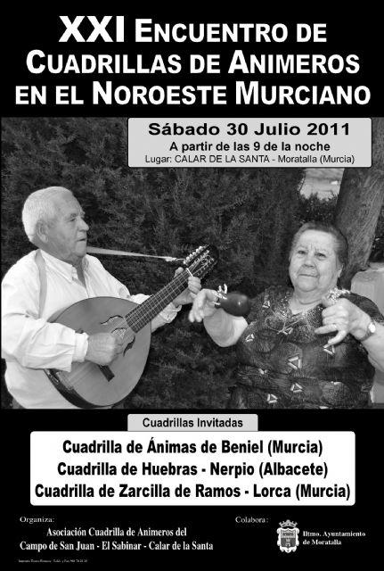 XXI Encuentro de Cuadrillas de Animeros en el Noroeste murciano - 1, Foto 1