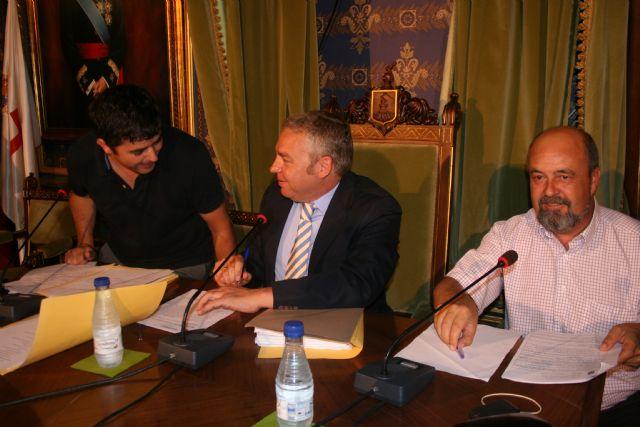 El ayuntamiento recupera la Junta de Portavoces, Foto 2