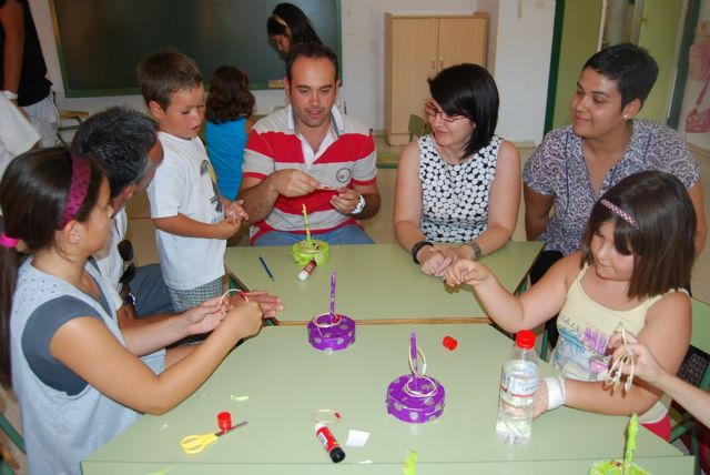 Fifty children have participated in summer school