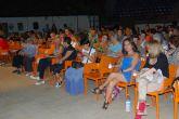 Más de 200 personas asistieron anoche a la obra de teatro 'Anfitrión', en el auditorio 'Marcos Ortiz'