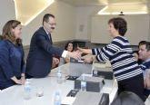 La Universidad de Murcia celebró la entrega de diplomas a los profesores colaboradores de Enfermería