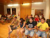 La alcaldesa y el concejal de Deportes se reúnen con los clubes deportivos