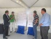Educación invertirá más de 700.000 euros en la construcción de un pabellón deportivo en el IES Sierra Minera de La Unión