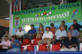 El Olímpico y FC Cartagena(0-7) disputan el último partido amistoso organizado con motivo del 50 aniversario