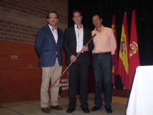 El Alcalde acompaña a Rubén Solano en su elección como presidente de la Junta Municipal de Corvera - 1, Foto 1