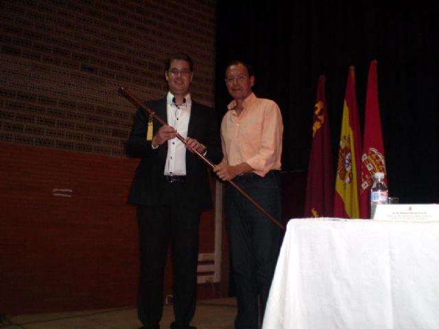 El Alcalde acompaña a Rubén Solano en su elección como presidente de la Junta Municipal de Corvera - 2, Foto 2