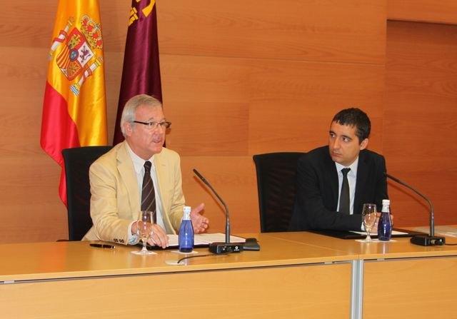 """Valcárcel demanda """"el compromiso de todos los murcianos"""" para hacer del Turismo un sector estratégico de la economía regional - 1, Foto 1"""