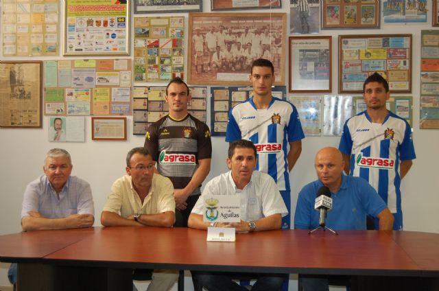 Nueva vestimenta y nuevo sponsor del Águilas FC - 2, Foto 2