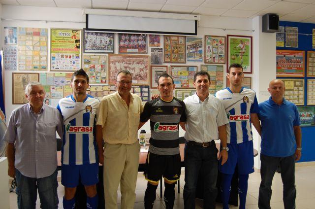Nueva vestimenta y nuevo sponsor del Águilas FC - 3, Foto 3