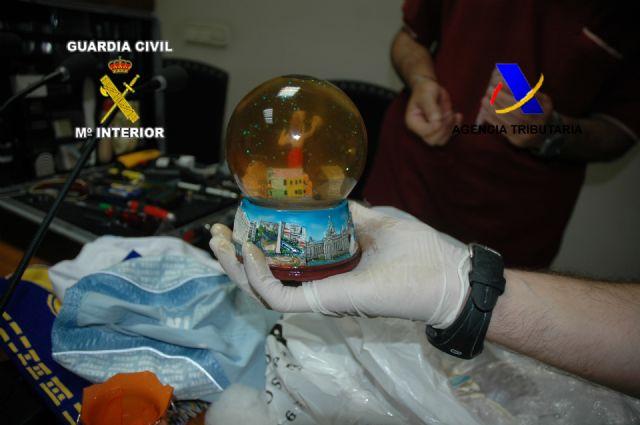 Nuevo golpe al narcotráfico.- Guardia Civil y Agencia Tributaria luchan conjuntamente contra el tráfico de drogas en la Región de Murcia - 1, Foto 1