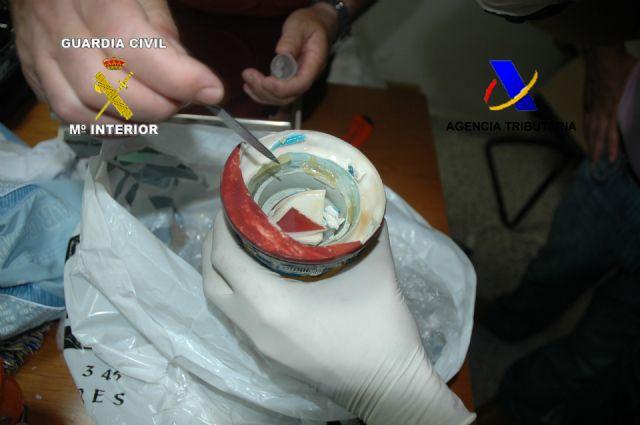 Nuevo golpe al narcotráfico.- Guardia Civil y Agencia Tributaria luchan conjuntamente contra el tráfico de drogas en la Región de Murcia - 2, Foto 2