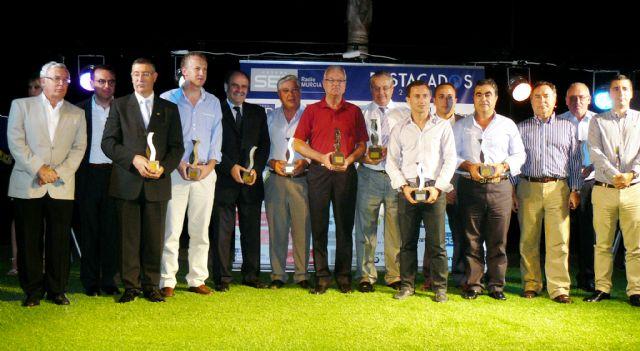 San Pedro del Pinatar acoge la primera edición de los premios Destacados de la Cadena Ser - 1, Foto 1