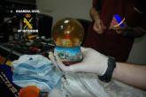 Nuevo golpe al narcotráfico.- Guardia Civil y Agencia Tributaria luchan conjuntamente contra el tráfico de drogas en la Región de Murcia