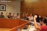 El Pleno aprueba la moción conjunta para realizar un estudio económico financiero