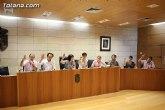 El ayuntamiento de Totana aprueba la concertación de una operación financiera a través de la línea ICO-entidades locales para el pago a proveedores